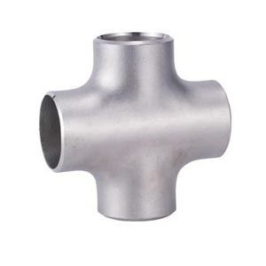 buttwelded pipe fittings cross manufacturers india