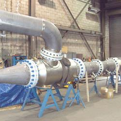 monel piping spools fabrication dealer
