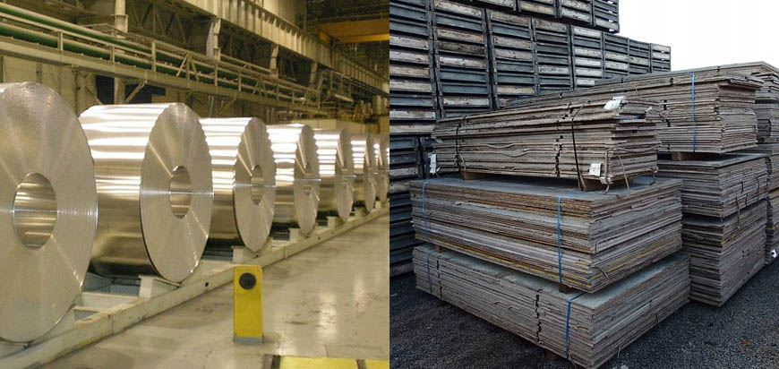 plates sheets coils manufacturers india