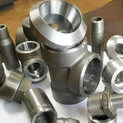 SMO 254 Forged Fittings Stockist