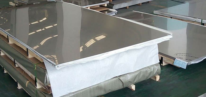 Stainless Steel Sheets Plates Manufacturer in India