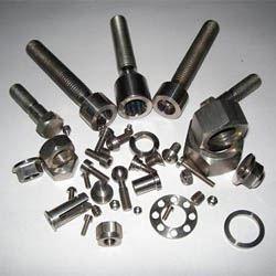 Titanium Fastener Exporter