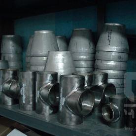 Super Duplex Steel F53 Buttweld Fittings Manufacturer