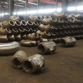 Super Duplex Steel F53 Buttweld Fittings Stockist