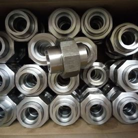 Duplex Steel 31803 Forged Fittings Manufacturer