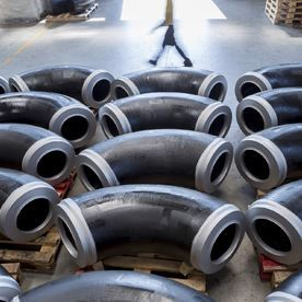 Duplex Steel F51 Buttwelded Fittings Stockist