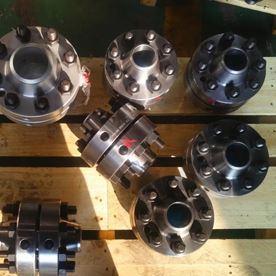 Duplex Steel F51 Flanges Manufacturer