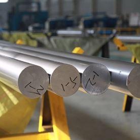 Duplex Steel F53 Round Bars Exporter
