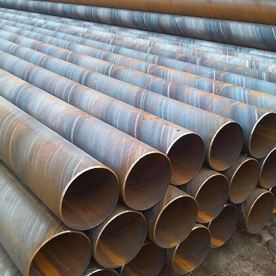 ERW Pipes Suppliers