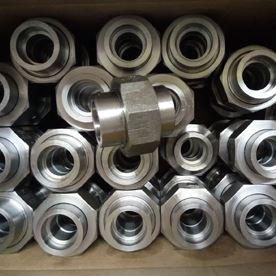 Super Duplex Steel 2507 Forged Fittings Manufacturer