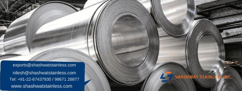 Duplex Steel S31803 Coils / Strips Manufacturer