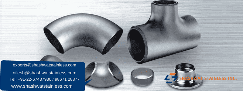 buttwelded pipe fittings manufacturers suppliers dealers india