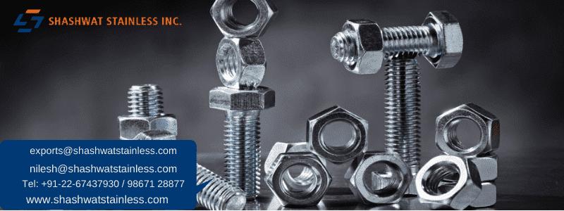 Duplex Steel 31803 Fasteners suppliers stockholders india