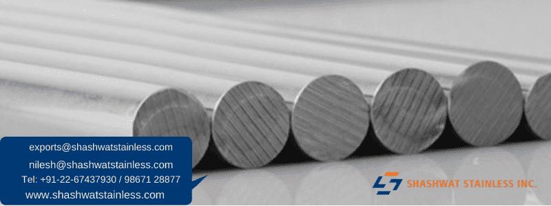 Duplex Steel 31803 Round Bars Manufacturer