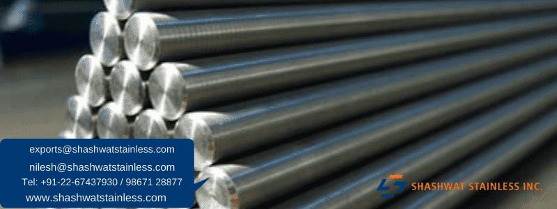 Duplex Steel F51 Round Bars Manufacturer