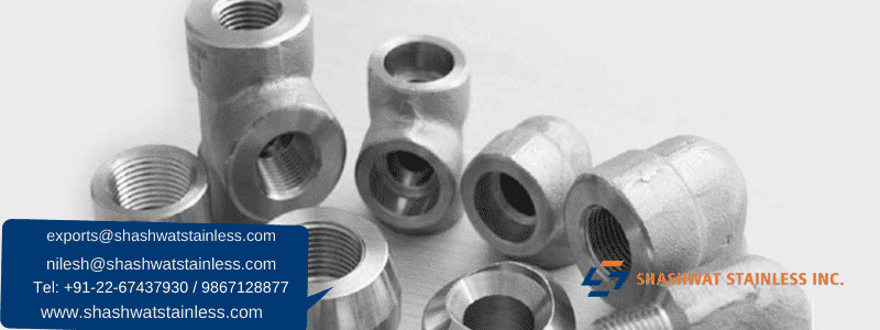 Duplex Steel 31803 Forged Fittings suppliers stockholders india
