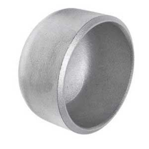 buttwelded pipe fitting end caps manufacturers india