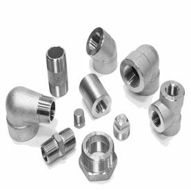 Super Duplex Steel F55 Forged Fittings stockholders