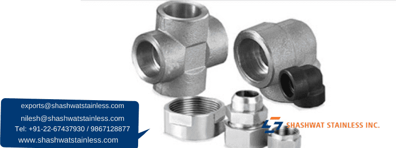 Super Duplex Steel F55 Forged Fittings suppliers stockholders india